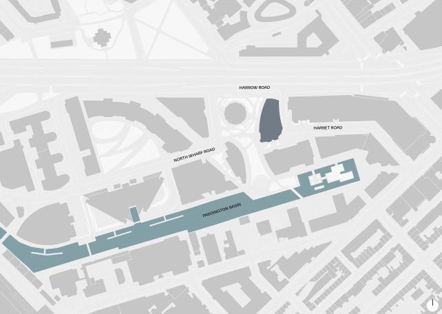 2 Merchant Square Paddington, Designed by Apt Architects London