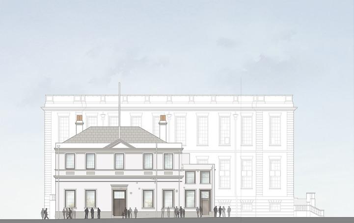 Fulham Gasworks designed by Apt Architects London