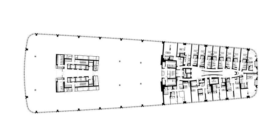Park House Oxford Street designed by Apt Architects London