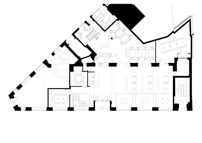 235 St John Street Clerkenwell, Designed by Apt Architects London