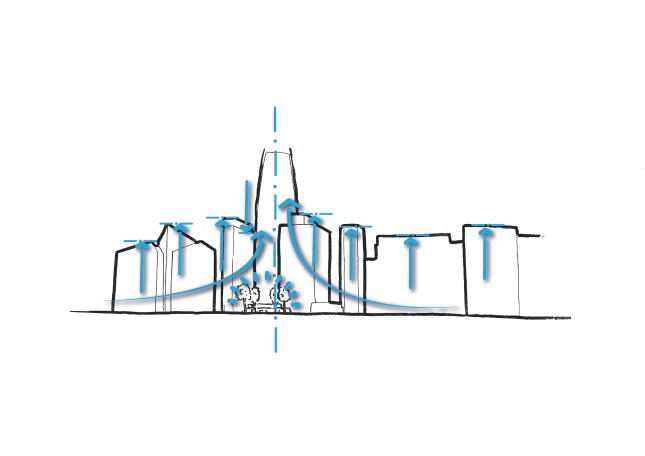 6 Merchant Square Paddington designed by Apt Architects, Clerkenwell, London
